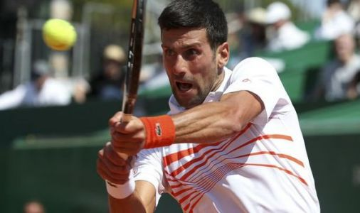 Novak Djokovic proves class by picking out TWO stars after Monte Carlo Masters