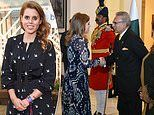 Princess Beatrice leads 'high level delegation' to Pakistan for a heli-skiing trip