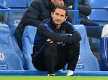 Frank Lampard says Chelsea must deal with the pressure of top-four race