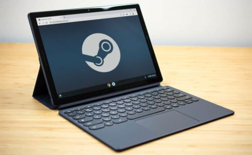 Report: Google wants to bring the Steam game store to. Chrome OS?