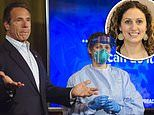 Andrew Cuomo's 'creepy' comment to female doctor who did his COVID test last spring