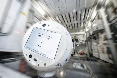 IBM and Airbus Send Upgraded Floating AI CIMON To International Space Station