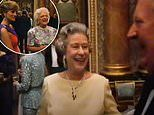 Unearthed video clip from 1991 G7 summit shows the Queen drinks reception