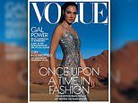 Wonder Woman star Gal Gadot lands Vogue cover as she talks self-isolating