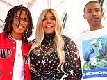 Wendy Williams took her son and nephew to first strip club and taught them how to 'make it rain'