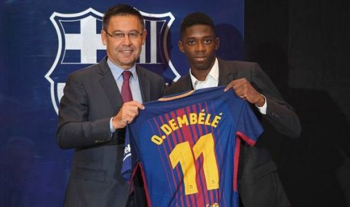 What Barcelona president has told Ousmane Dembele on Liverpool transfer rumours