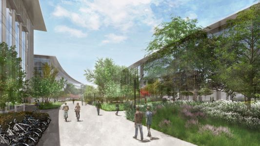 Apple Is Building a $1B Campus and Engineering Hub in North Carolina