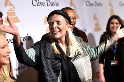 Joni Mitchell is still struggling with walking after 2015 aneurysm: 'I'm a fighter, I've got Irish blood!'