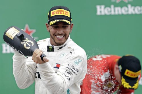 The world's highest-paid racecar drivers