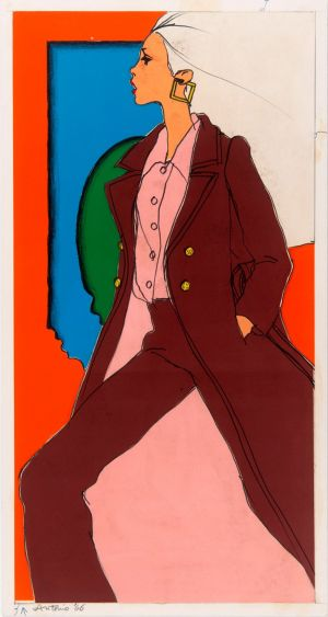 Antonio Lopez is the fashion illustrator at the heart of 1970s hedonism