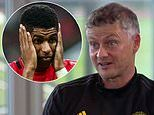 Solskajer admits Marcus Rashford is burned out thanks to Manchester United's injury hell