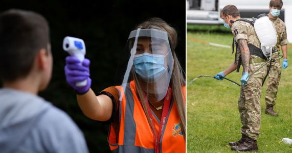Another 22 die from coronavirus bringing UK death toll to 44,220