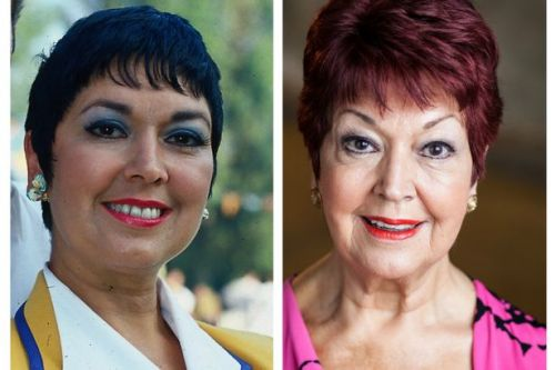 Ruth Madoc is no hard to please OAP as she reflects on hit Hi-de-Hi! show that changed her life