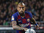 Barcelona 'prepared to let Arturo Vidal leave this summer with Inter Milan ready to swoop'