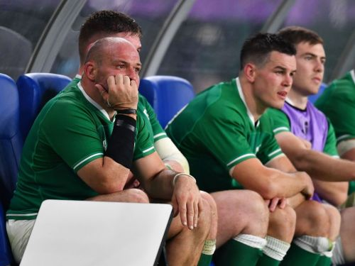 Ireland's Rugby World Cup curse continues as New Zealand romp into semi-finals