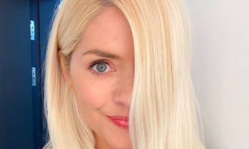 Holly Willoughby contemplates major post-lockdown hair transformation
