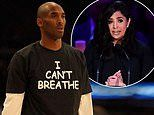 Vanessa Bryant shares old photo of Kobe wearing 'I can't breathe' shirt and says 'life is too short'