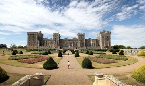 'Footsteps heard!' Windsor Castle's spookiest stories laid bare as Halloween approaches