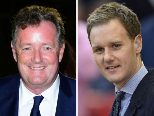 Piers Morgan Brands BBC Breakfast's Dan Walker A 'Snivelling Sycophant' In Clash Over Meghan And Harry Documentary