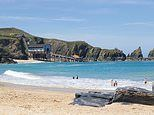 Bank Holiday tragedy as teenage girl and man drown on same stretch of Cornish coastline