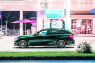 Grand touring: 1000 miles across Europe in the new Alpina B3