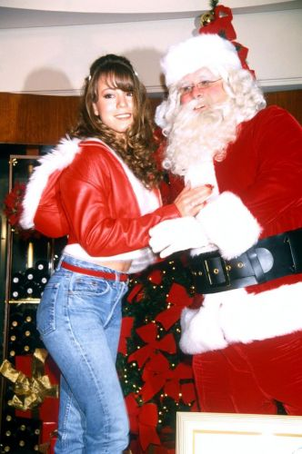 Mariah Carey's All I Want For Christmas Could Be About To Get Its First Ever UK Number One