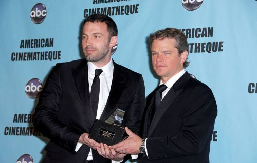 Matt Damon and Ben Affleck only wrote male perspectives for 'The Last Duel'