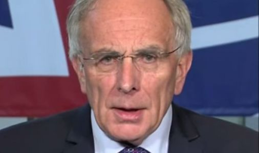 Tories on the brink: Peter Bone in damning rant against Boris's 'unelected spin doctors'