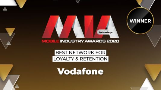 Mobile Industry Awards 2020: Vodafone wins Best Network for Loyalty & Retention