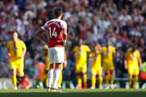 Arsenal hear Tottenham laughter after passing up golden chance in top 4 race