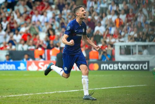 : Chelsea strike back to 2-2 after Jorginho converts penalty