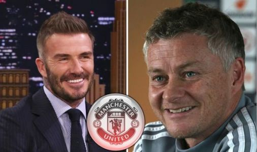 Man Utd hero David Beckham gives Ole Gunnar Solskjaer verdict with Sir Alex Ferguson claim