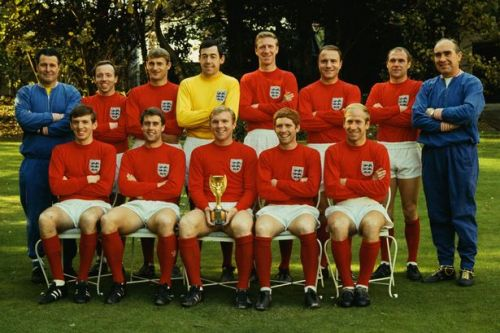 England's 1966 World Cup heroes then and now as Jack Charlton sadly passes away