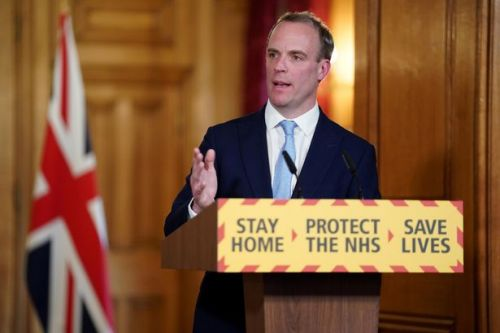 Dominic Raab's tribute to 'fighter' Boris Johnson who 'will pull through'