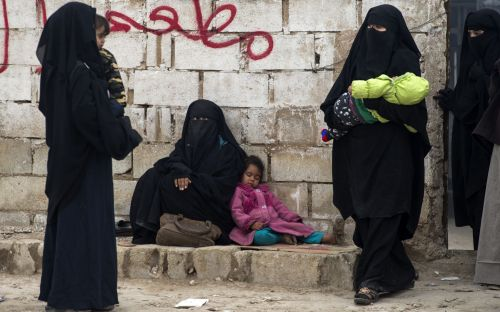 Inside al-Hol, the 'toxic' Isil prison camp where radicalised women have taken control