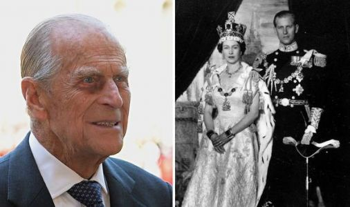 Royal shock: Prince Philip's stunned reaction to Queen claiming throne exposed