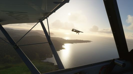 Most Microsoft Flight Simulator players flew home in first journey