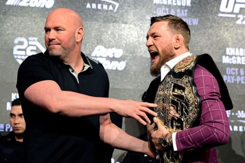 "Conor McGregor accused of breaking the ""man code"" after leaking private messages"
