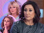 Saira Khan UNFOLLOWS Loose Women's Nadia Sawalha, Jane Moore and Kaye Adams