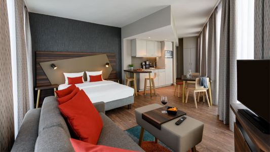 Aparthotels Adagio and Ibis Budget open in Bremen