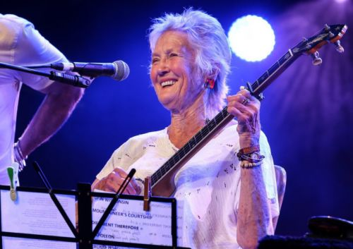 Celtic Connections review:Peggy Seeger with Calum and Neill MacColl, Mitchell Theatre, Glasgow