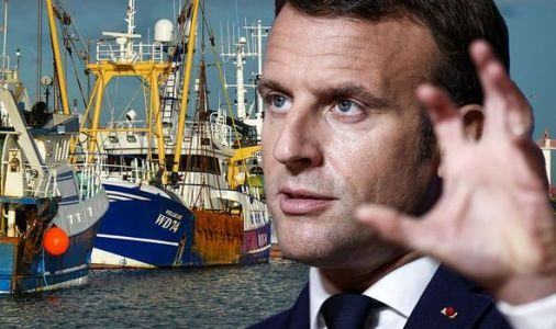 Fishing tensions erupt: Furious MEPs blast EU as Jersey BANS French vessels from waters