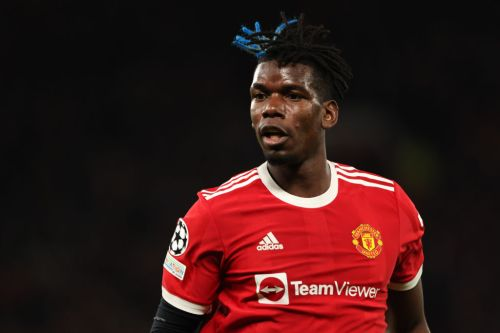 Manchester United's Paul Pogba explains why Muhammad Ali was his hero growing up