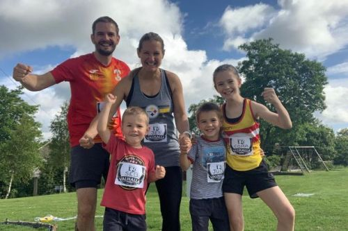 Law and District AAC raise £5k charity cash in Valhalla Throws event