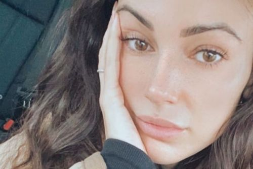 Michelle Keegan shares contempt for the weather as she poses in fresh selfie
