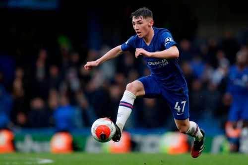 Billy Gilmour opens up on small player's plight
