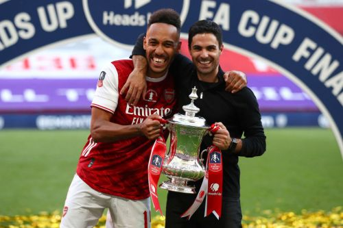 Pierre-Emerick Aubameyang reveals the two reasons he decided to stay at Arsenal