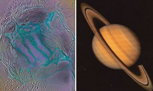Saturn breakthrough: How NASA found 'warm watery oasis' on planet's moon