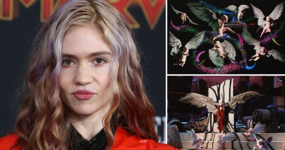 Singer Grimes is selling an actual piece of her soul after having baby with Elon Musk