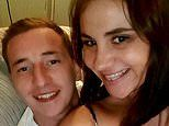 Grieving boyfriend killed himself on railway tracks just six days after his girlfriend's suicide